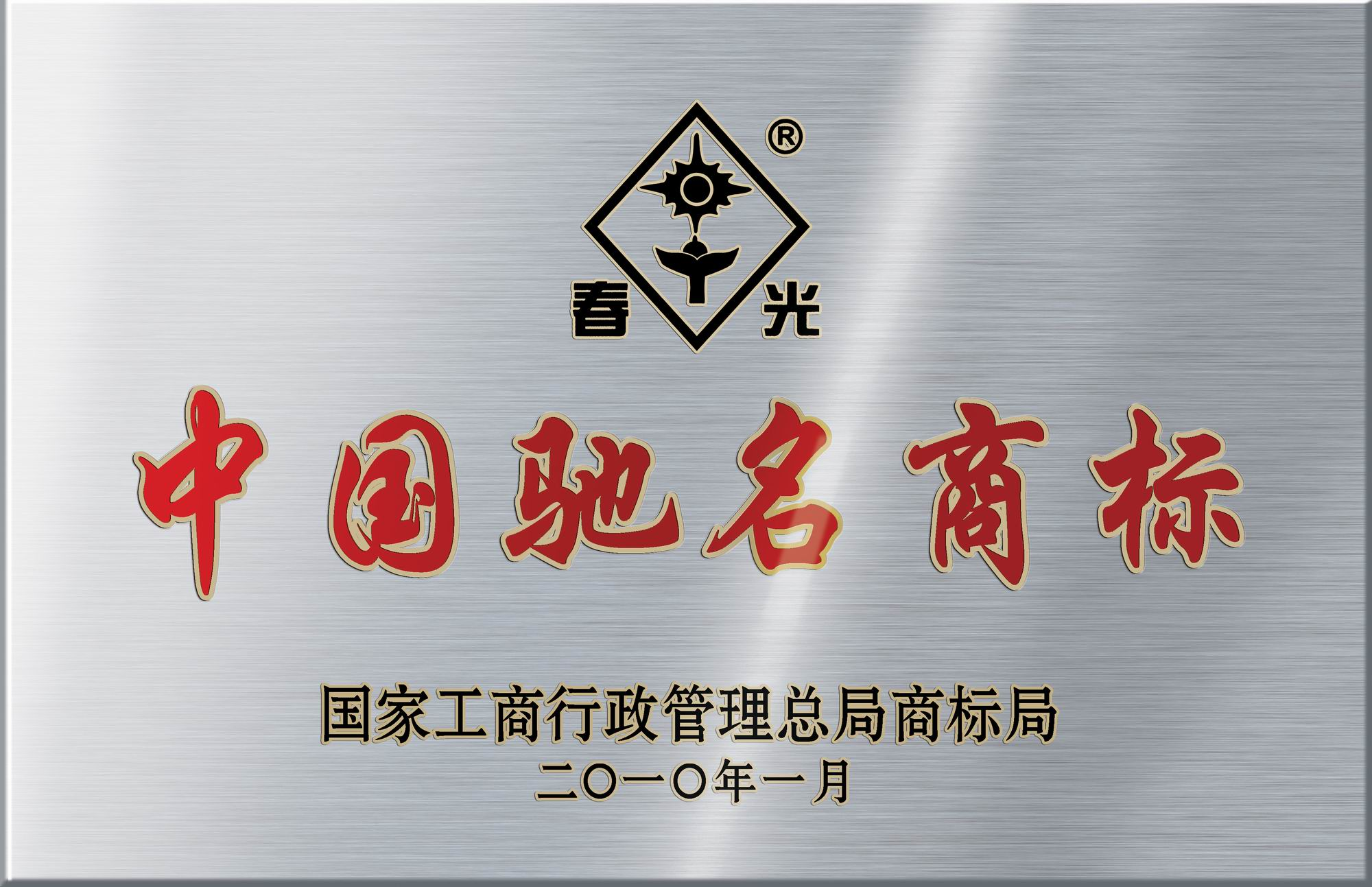 Well-known Trademark of China
